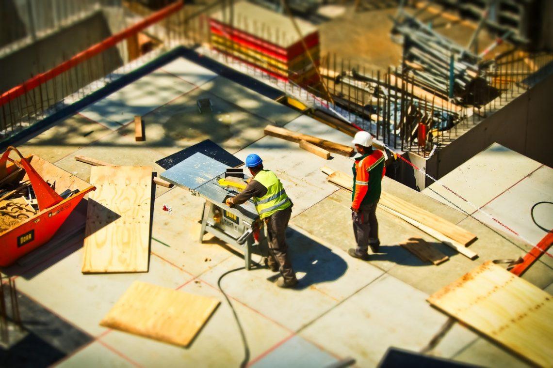 Как начать бизнес в строительной отрасли
